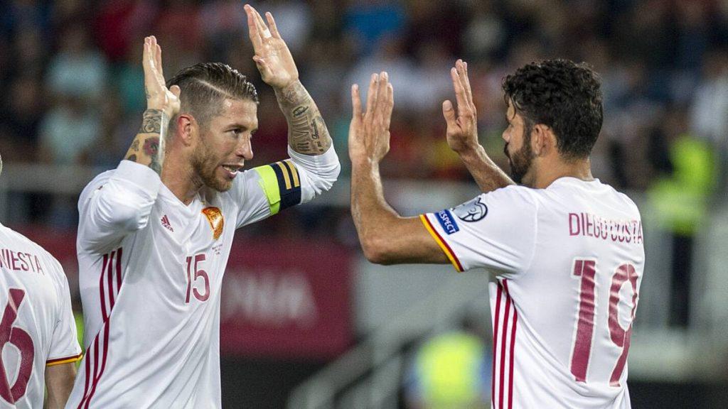 Spanyol Terancam Tidak Bisa Bermain Di Piala Dunia 2018