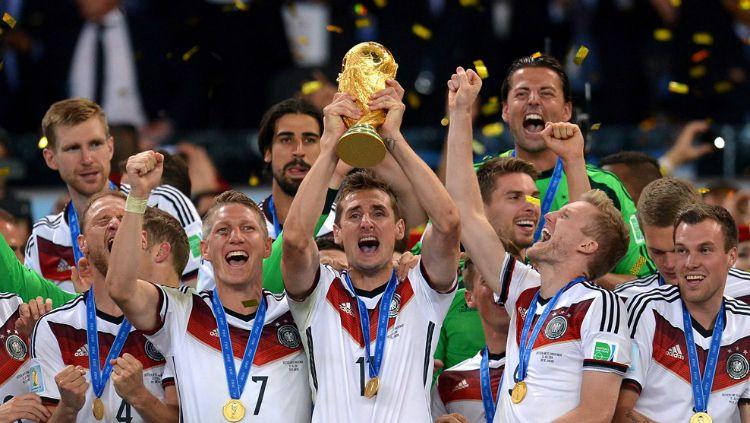 Jerman Akan Mendapatkan Bonus BESAR Jika Menang Piala Dunia 2018