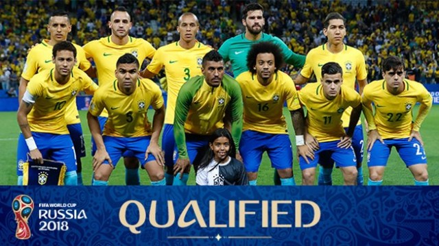 Brazil Juara Piala Dunia 2018