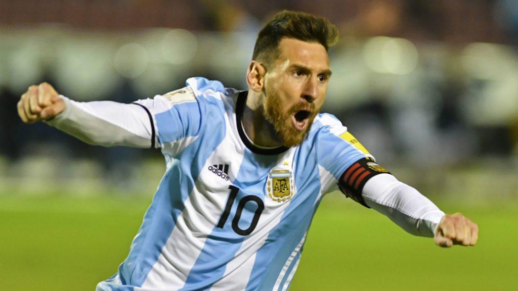 Messi Ingin Argentina Menghadapi Spanyol Di Final Piala Dunia 2018