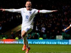 Rooney Pensiun Dari Timnas Inggris