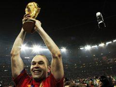 Iniesta Yakin Spanyol Bisa Memenangkan Trofi Piala Dunia 2018