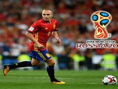 Andres Iniesta Bakal Pensiun Setelah Piala Dunia 2018