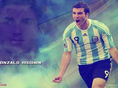 Gonzalo Higuian Penyerang Terbaik Di Argentina