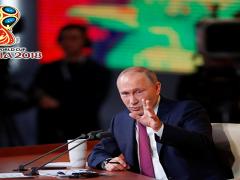 Vladimir Putih Perintahkan Pelaku Teror Ditembak Mati