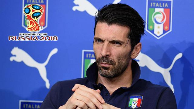 Gianluigi Buffon Ingin melihat Balotelli Kembali Ke Timnas Azzurri