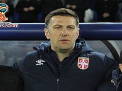Serbia Mempunyai Pelatih Baru Pada Piala Dunia 2018