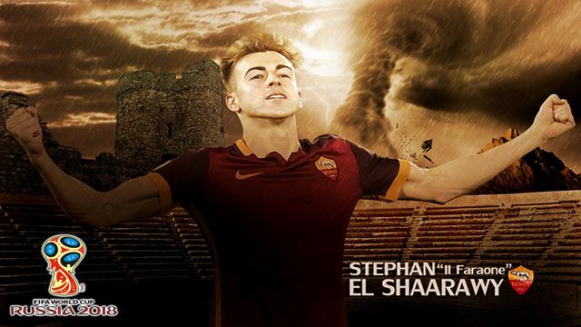 El Shaarawy Memberikan Dukungan Kepada Mohamed Salah